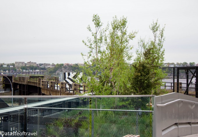 The High Line at W30th Street, New York