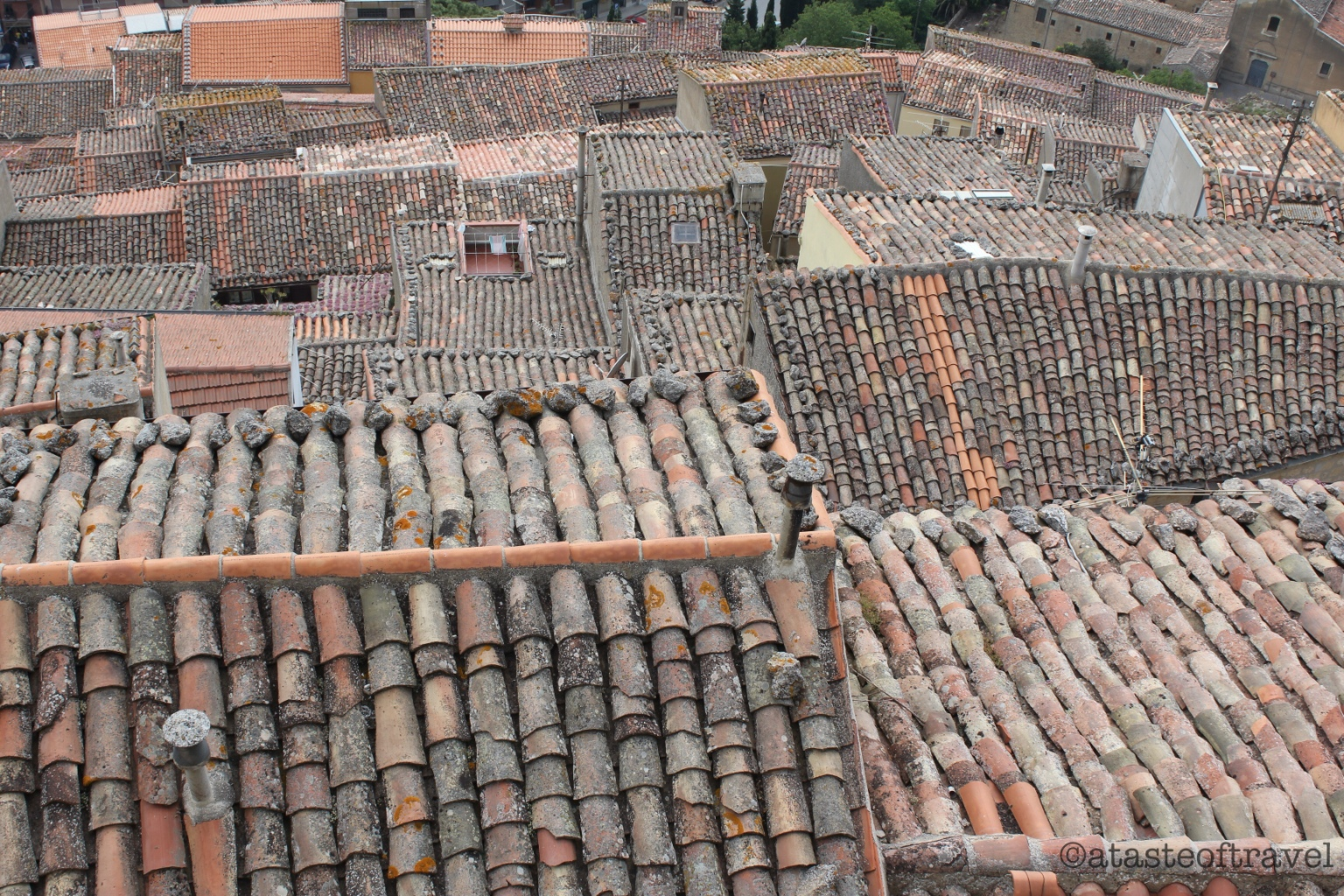 Rooftops of Italy & Rooftops of Italy - A Taste of Travel memphite.com
