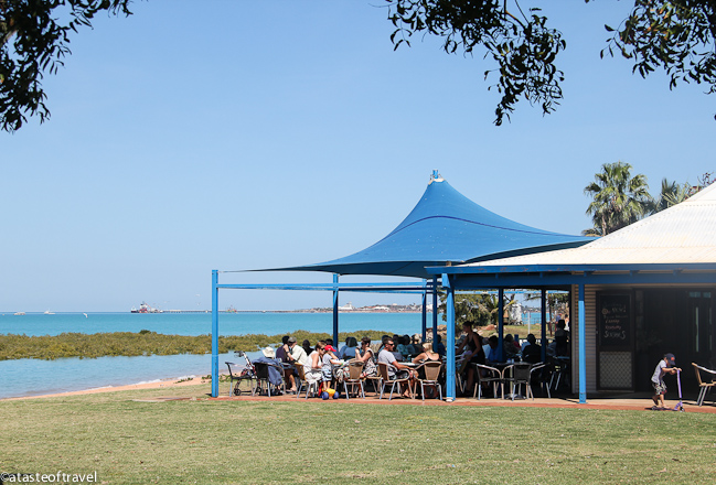 Town Cafe, Broome