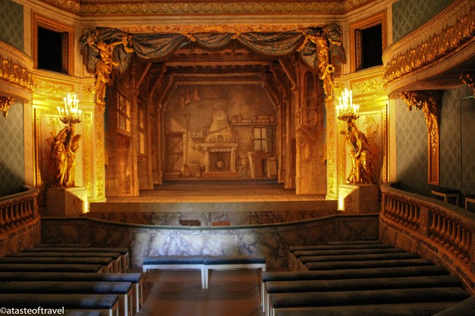 The Queen's Theatre at Versailles