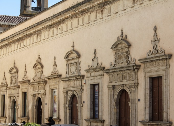 The Duomo di San Giuliano in Caltagirone