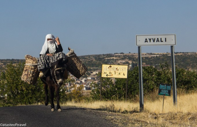 Driving in Turkey-sights to see