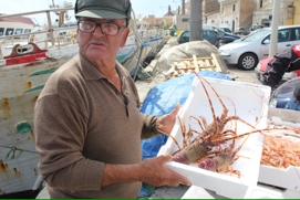 The Fisherman of Sciacca