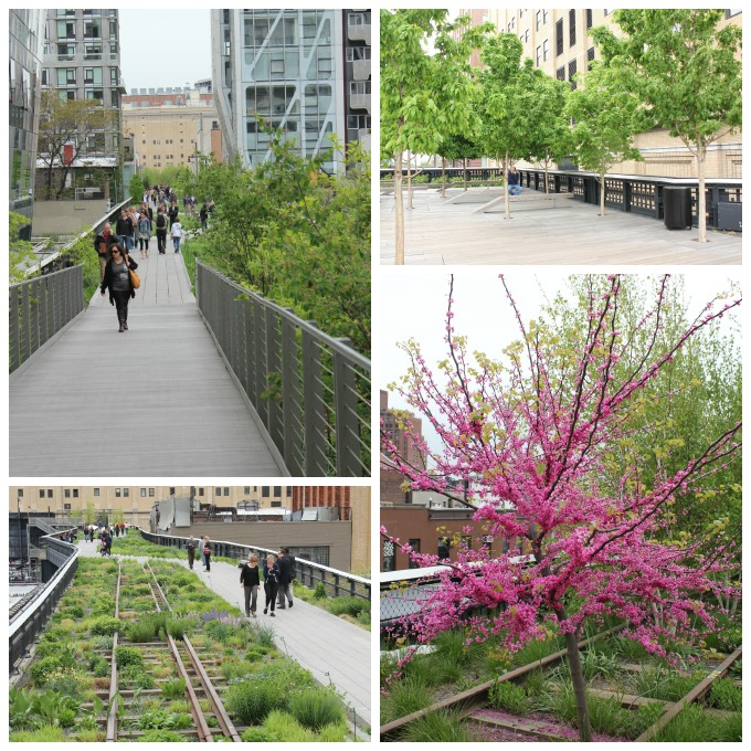 Walking New York's High Line