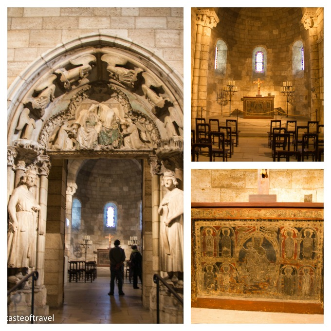 The Langon Chapel at the Cloisters, New York