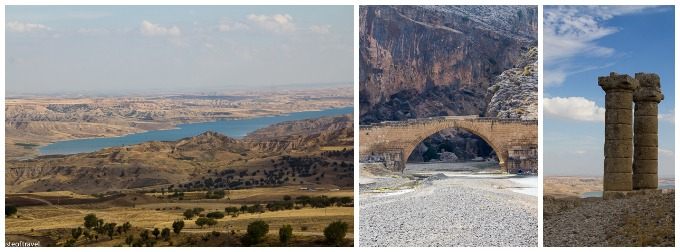 Drive to Mt Nemrut