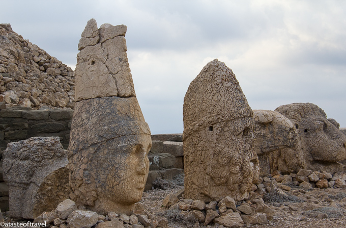 The Headless Gods of Mount Nemrut