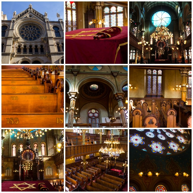 The Eldridge Street Synagogue and Museum