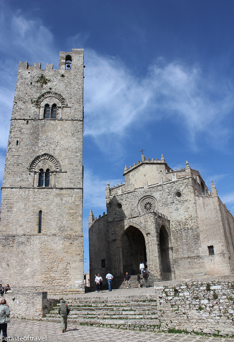 Chiesa Madre in Erice