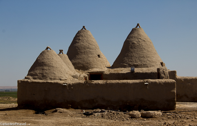 The Beehive Houses of Harran