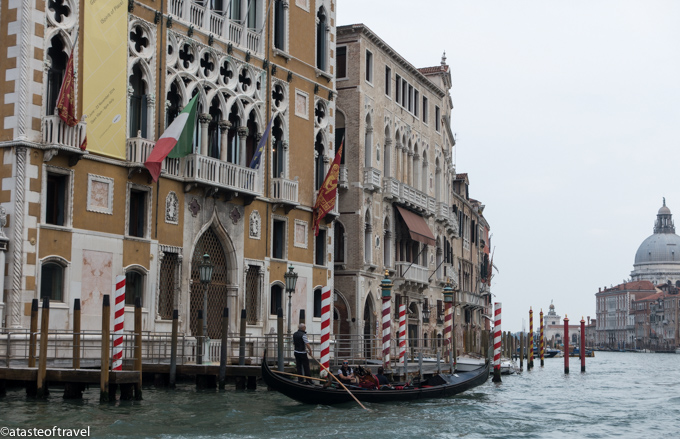 Exploring Venice by Boat