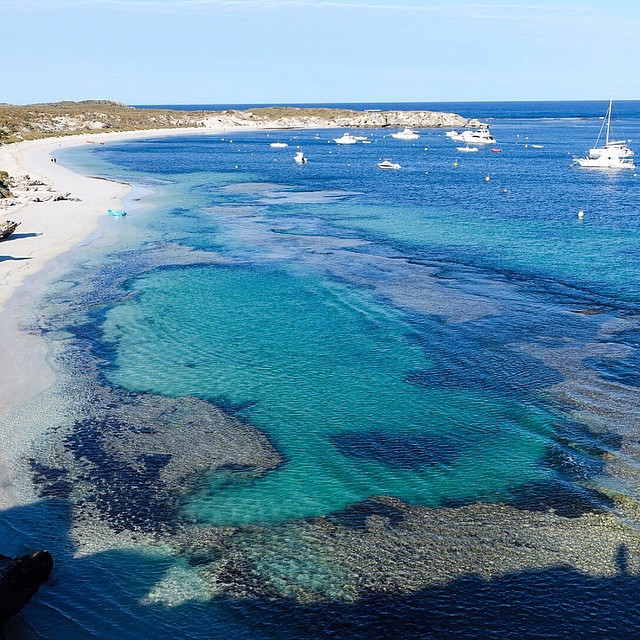Marjorie Bay on Rottnest Island