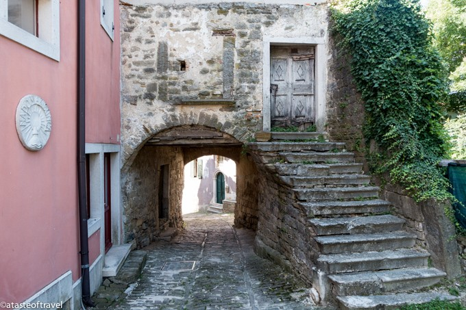 Exploring the Hilltop Towns of Istria