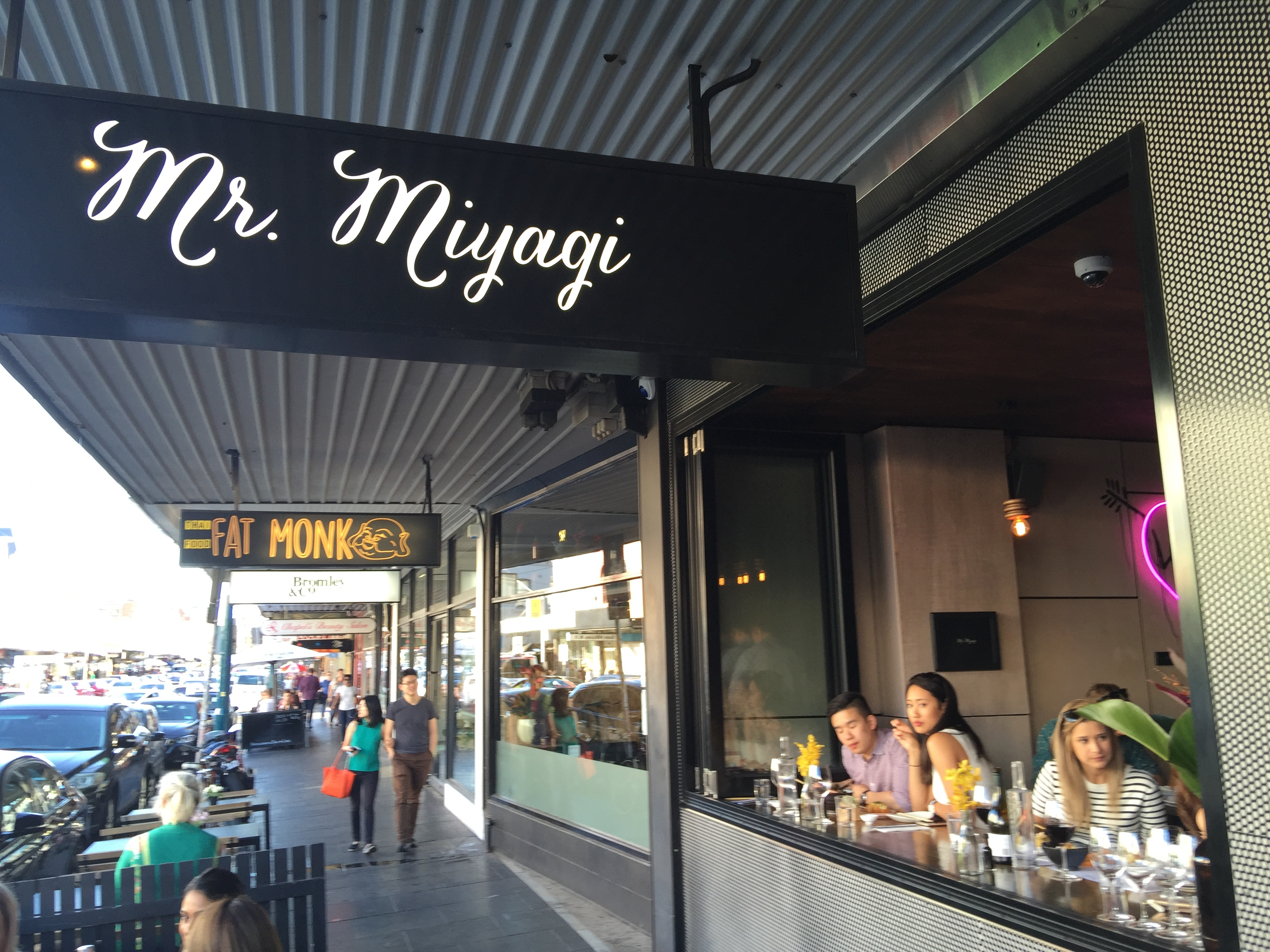 6 Fun Melbourne Restaurants