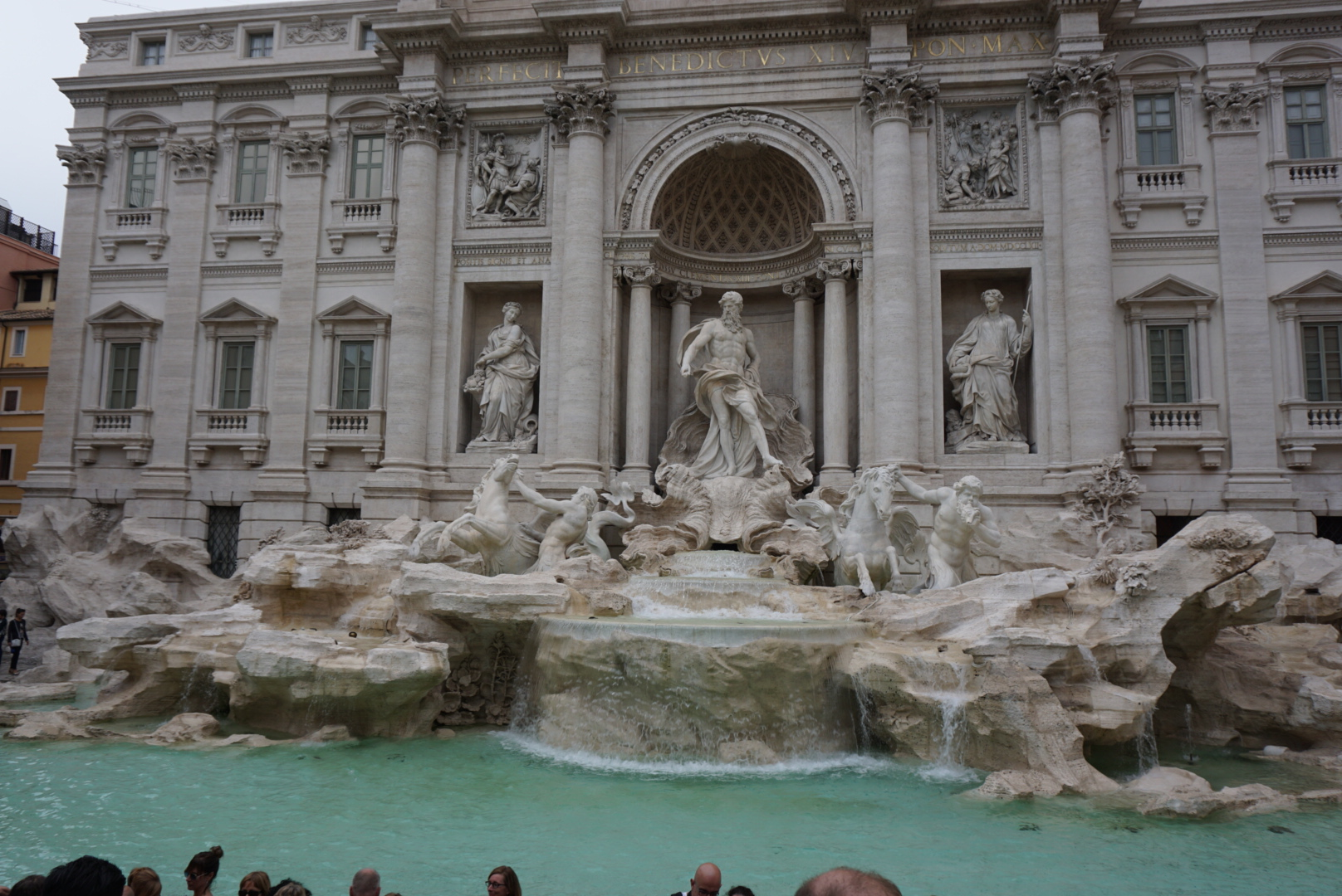 Highlights of 2016: Trevi Fountain