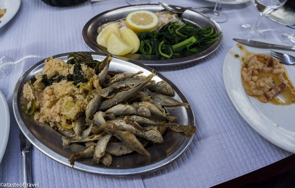 A Culinary Walk through Lisbon's Old Port Area